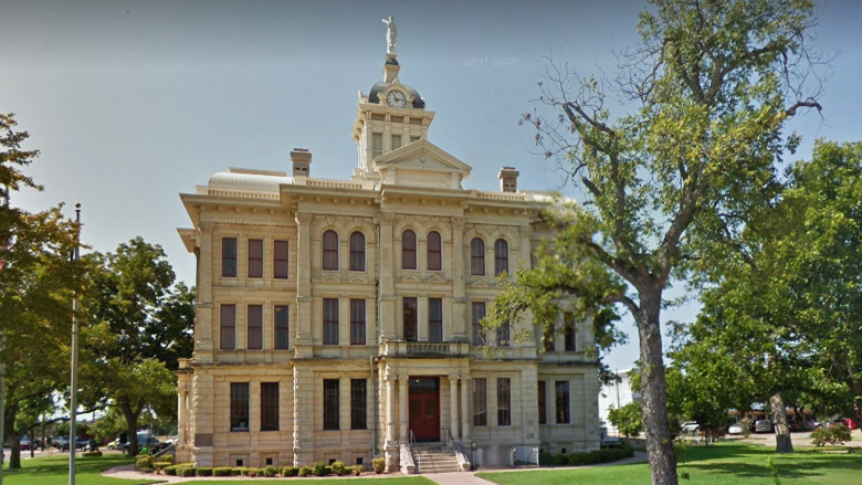 Milam courthouse